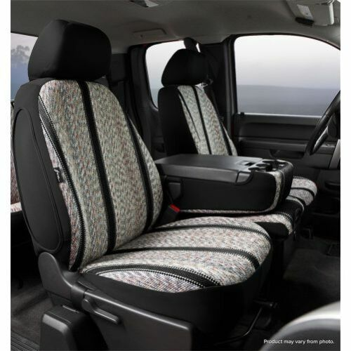 FIA TR48-21BLACK Wrangler Series Front 40//20//40 Split Seat Cover Black
