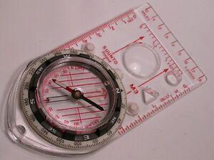 Suunto M3 Engineer's Navigational Pocket Compass Camping Hiking Finland