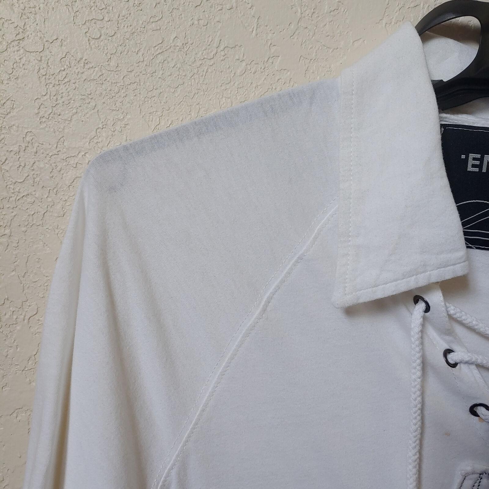 Energie | Mens Casual Short sleeve shirt - image 7