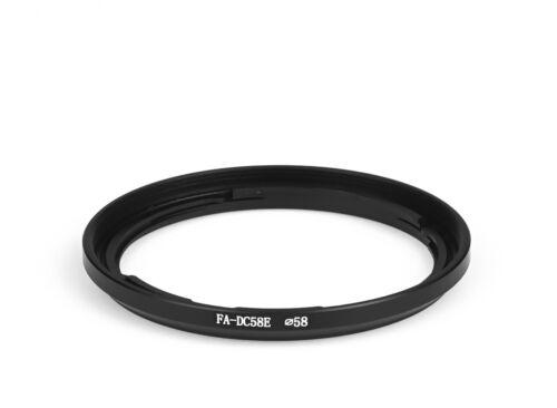 FA-DC58E Filteradapter Canon PowerShot G1X II Adapter Filter G1 X Mark 2 LL1604