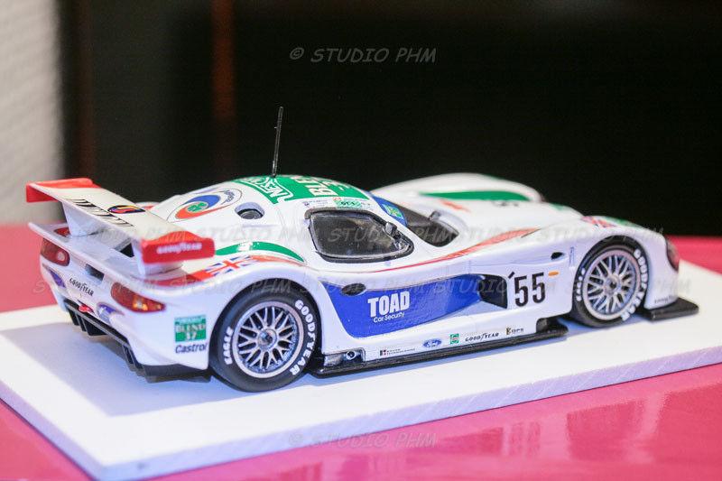 PANOZ ESPERANTE GTR1 N°55 DAVID PRICE Racing 24H MANS 1997 1997 1997 Action Minichamps1:43 | Attrayant Et Durable  f65b77
