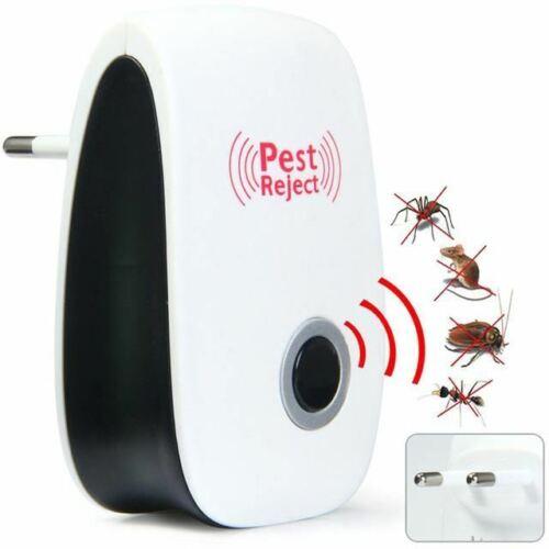 Mosquito Killer Electronic Multi-Purpose Ultrasonic Pest Repeller Reject Rat Mou