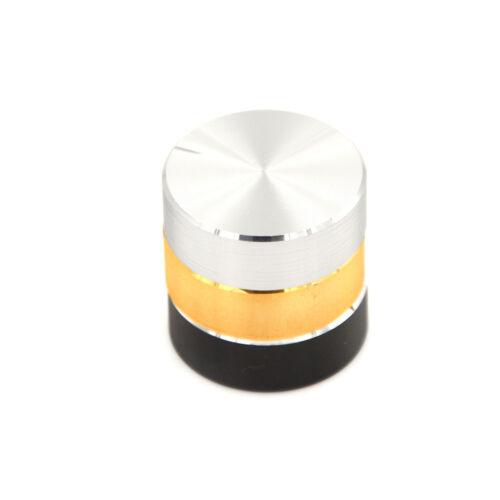 10 Aluminium Lautstärkeregler CD Verstärker Poti Tool ZP 1 STÜCK 30
