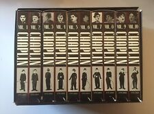 The Charlie Chaplin Collection Box Set (VHS)