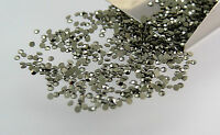 Marcasite Round Rose Cut Size Choice Loose Gemstones HIGH QUALITY Stones Lot