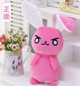 OW-DVA-Rabbit-21-039-039-Courte-Peluche-PP-Coton-Farcies-Poupee-Les-Jouets