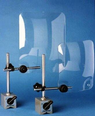 8 X 10 Concave Lexan Replacement Shields Carton of 3