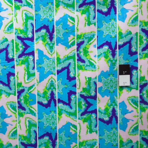 Free Spirit Design Loft PWFS007 Kaleidoscope Shift Lime Fabric By Yard