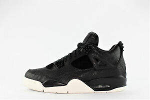 8730bbcb156 Air Jordan 4 Retro Premium Pinnacle Pony Black Sail IV's Size 9 ...