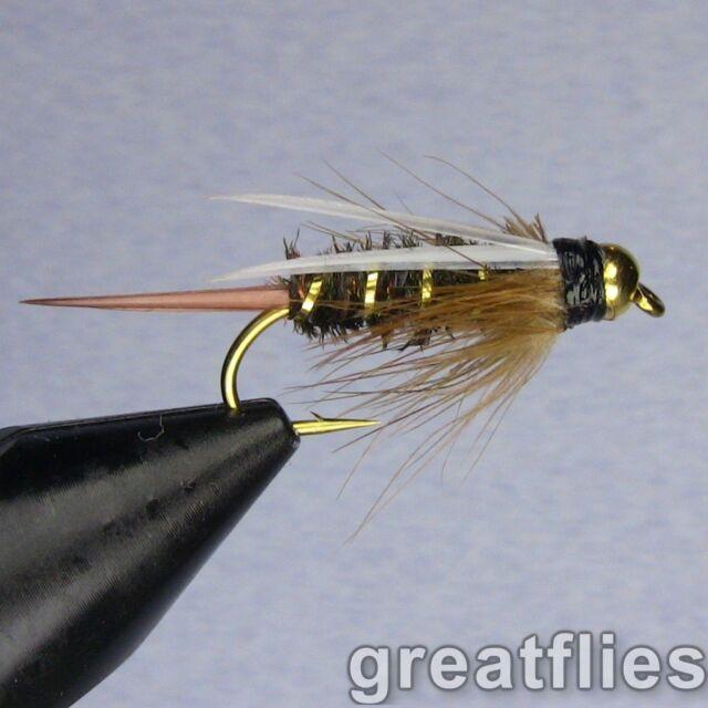Pheasant Tail Nymph 12 One Dozen