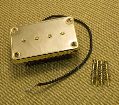 Chrome Mudbucker Sidewinder Neck Pickup for Gibson® EB Bass 4 String 30K EBC4
