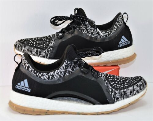 online store 519ff d0bcc 10 Adidas Terrain X By2691 Sz Negro Boost Running All Pure Oreo Blanco New  qqv1SwF