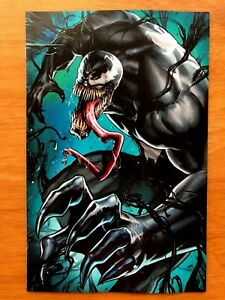 VENOM-7-SUJIN-JO-MARVEL-BATTLE-LINES-VARIANT-MARVEL-COMICS-CATES-2018-NM