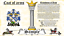 thumbnail 1 - Stojanowic-Stojanowic COAT OF ARMS HERALDRY BLAZONRY PRINT
