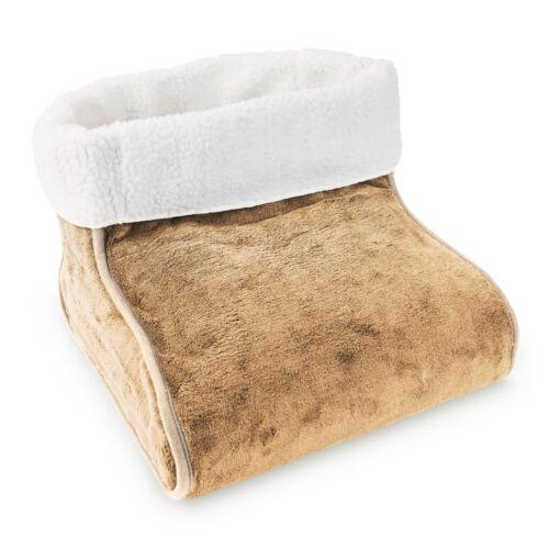 Grafner Fusswärmer elektrisches Wärmekissen Fusswärmegerät Fußsack Wärmesack