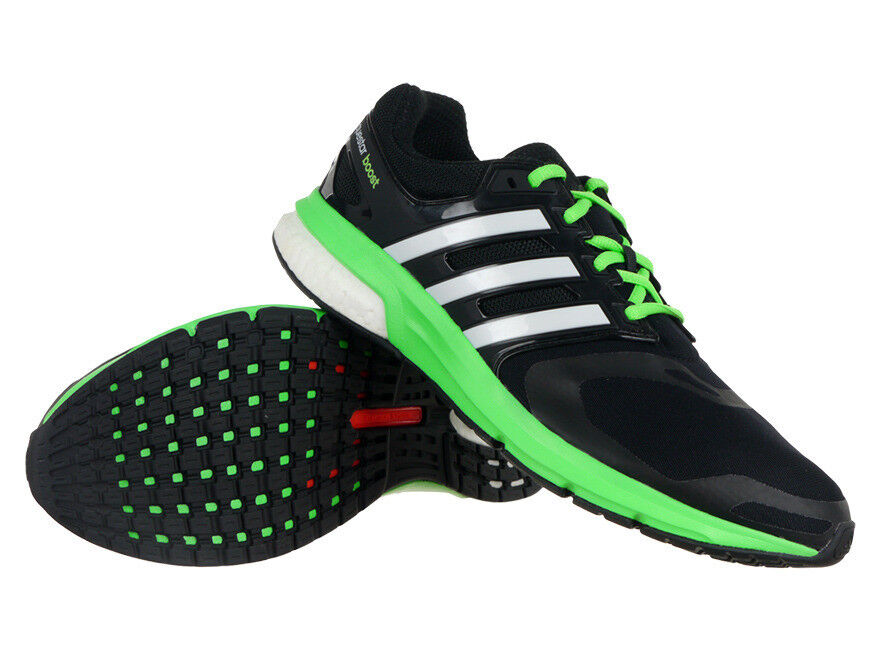Adidas Questar Boost TechFit sports mens sneakers running shoes sports TechFit trainers 7670f6