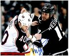 Los Angeles Kings KEVIN WESTGARTH Signed Autographed 8x10 Pic E