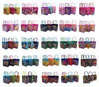 12x Disney Nickelodeon Goodie Bags Party Favor Bags Gift Bags Birthday Bags