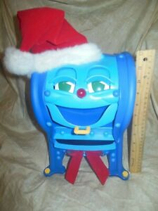 Telco-Mel-Box-Talking-Singing-Animated-Light-up-Christmas-Mailbox-1999