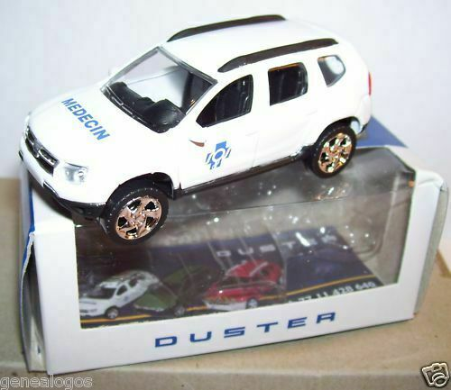 NOREV 3 INCHES 1//64 RENAULT DACIA DUSTER au choix