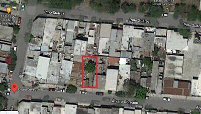 Terreno en VENTA 20 De Noviembre en Guadalupe
