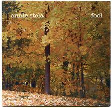 ANNIE STELA Fool advance promo 2006 CD Capitol -- 12 Tracks