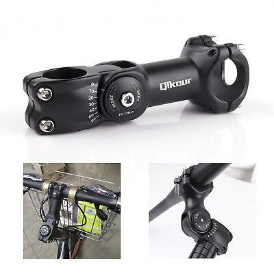 Perfeclan Adjustable Angle Stem BMX Road Bike Bicycle Handbar Riser