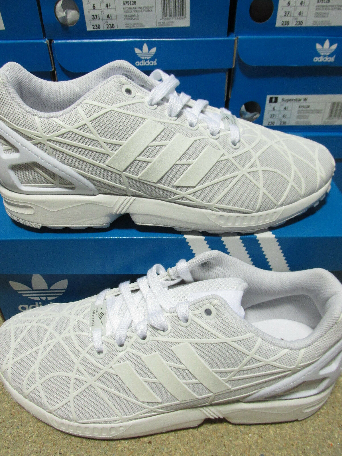adidas trainers ZX FLUX Hombre running trainers adidas AQ6779 sneakers Zapatos 0f65cc