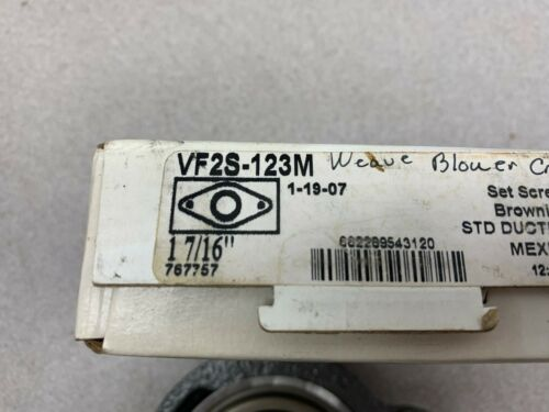 NEW IN BOX BROWNING BEARING VF2S-123M