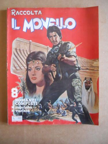 Raccolta IL MONELLO n°300 1977 Carole André Sandro Giacobbe Panatta MO5