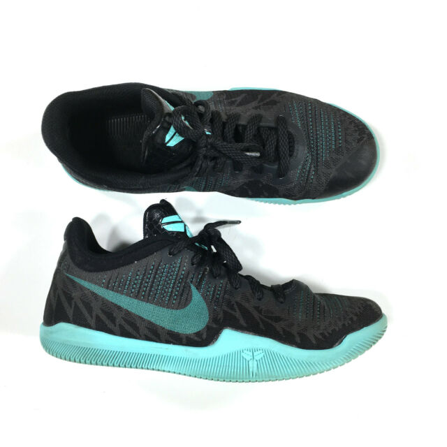 Nike Kobe Bryant Ad Gs Athletic Basketball Shoes Triple Black 869987 064 Size 6y For Sale Online Ebay