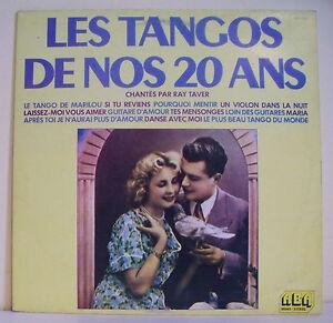 33-tours-Ray-TAVER-Vinyl-Record-LP-12-034-TANGOS-DE-NOS-20-ANS-ABA-3022