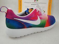 uk availability fda90 e48cb item 7 Nike Rosherun One Print, Rainbow Tie Dye, Size 10 -Nike Rosherun One  Print, Rainbow Tie Dye, Size 10