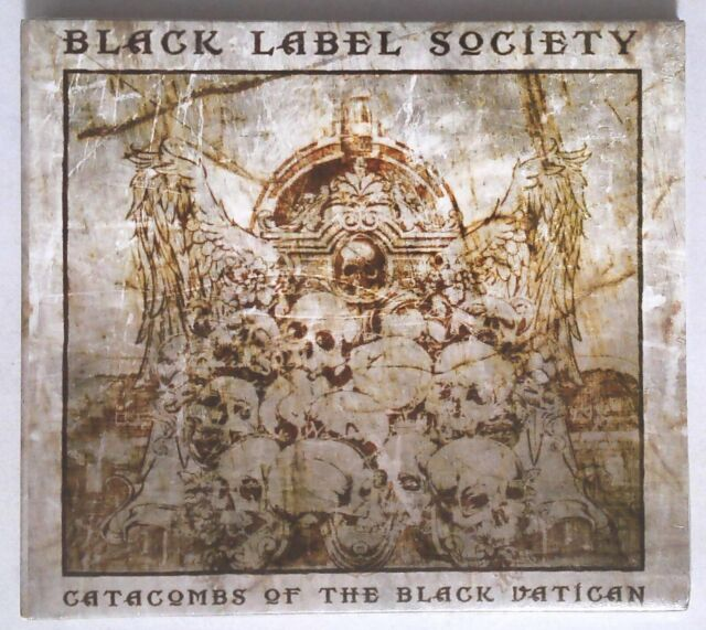 Black Label Society – Catacombs Of The Black Vatican US CD Album Deluxe SEALED