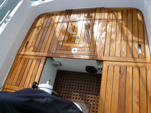 """10 square ft 36/"""" long TEAK WOOD Tongue /& Groove-100/% heartwood great for boats"""