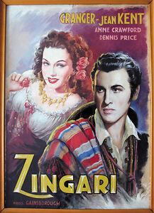 Caravan-1946-Stewart-Granger-Cult-Western-movie-poster-print