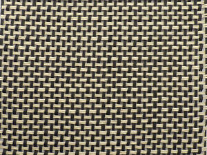 Details about Marshall Black/Cream (Salt n Pepper) Weave Grill Cloth  (80x45cm)