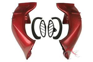 New Ram Red Air Intake Tube Duct fit For YAMAHA YZF R1 YZF-R1 2004-2006 2005
