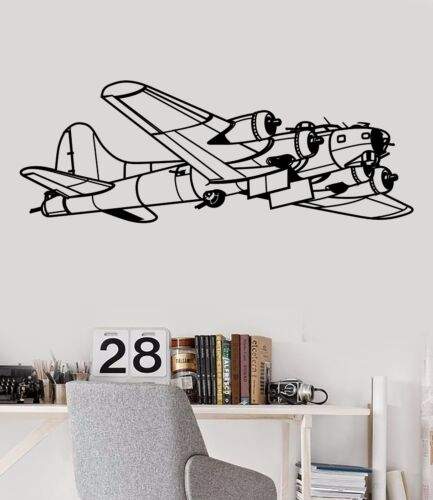 215ig Vinyl Wall Stickers Aircraft Aviation Military Air Force Decal Mural