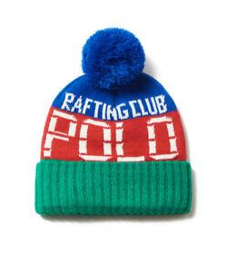 c9f1ca757de3c Polo Ralph Lauren Beanie Hi-tech RAFTING CLUB Cuff hat POLO RAFTING ...