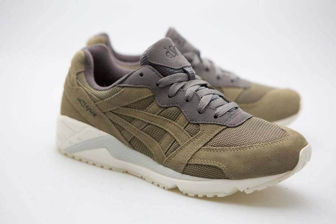 Asics Tiger hommesGel-Lique olive light olive H6K0L-8585