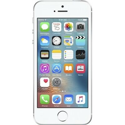 Apple iPhone SE 32GB Plata SMARTPHONE LIBRE