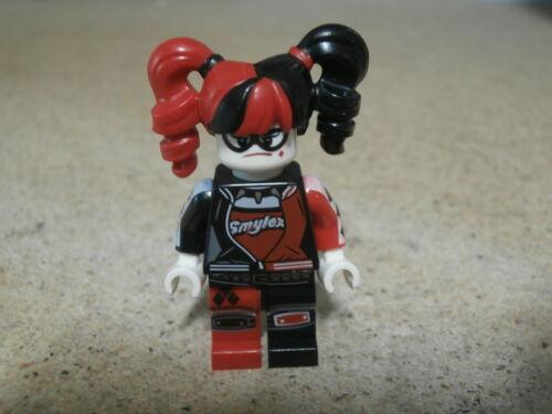 LEGO Minifig Movie Batman Harley Quinn Pigtails Neuf