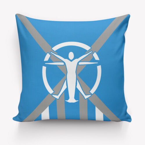 Brotherhood of Steel Pillow Cover Pillow Protector 40cm/&45cm Pin Button Free