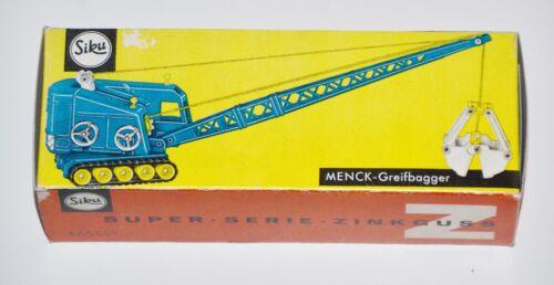 REPROBOX Siku V 325-Menck-Escavatore tra