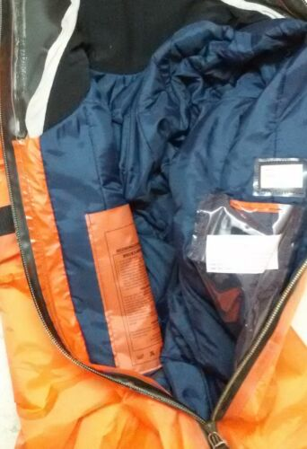HELLY HANSEN E-307 IMMERSION SUIT *NORWEGIAN APPROVAL*Excellent Unused* 02