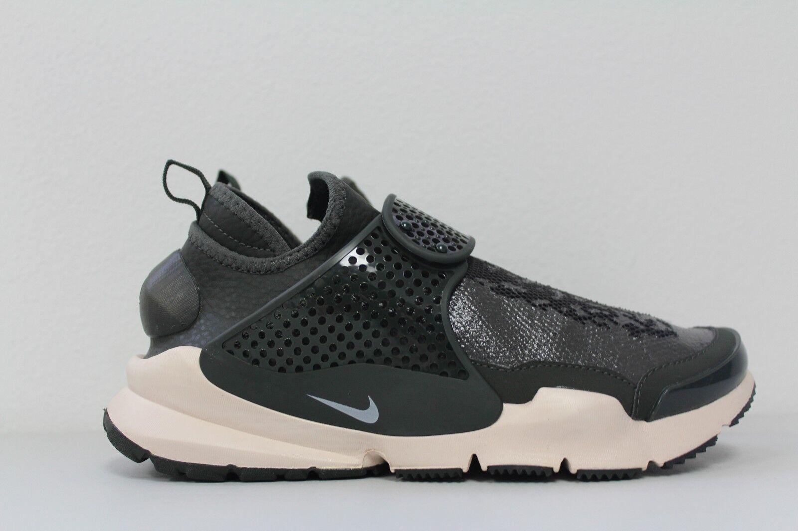 Nike Mens Nike x Stone Island Sock Dart Mid Sequoia LT Orewood 910090 300 Size 6
