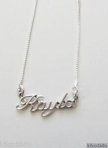 3f6a3282cca57 925 Sterling Silver Name Necklace KAYLA 17
