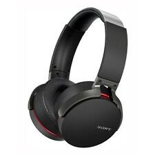Sony MDR-XB950BT Extra Bass Bluetooth Headphones w/ Microphone BLACK