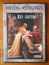 DVD EL REY ARTURO - MITOS Y ENIGMAS - CAJA SLIM (E6)